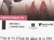 Femis Travaux d'étude (TFE) 2012