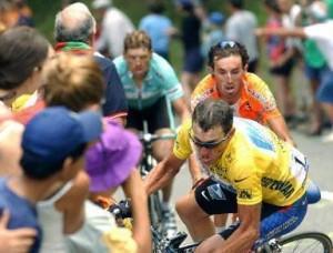 Lance Armstrong déchu de ses titres: réaction du Comptoir