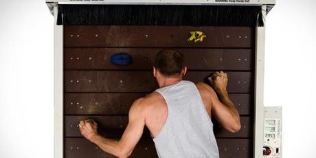 Pratiquer l'escalade à la maison ?