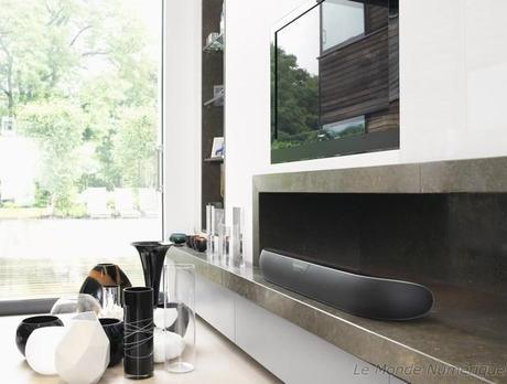 Panorama 2, la nouvelle barre de son haut de gamme signée Bowers & Wilkins