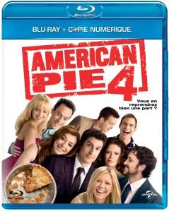 [Test Blu-Ray] American Pie 4