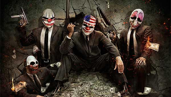 « 10 raisons de jouer à …. » Payday : The Heist