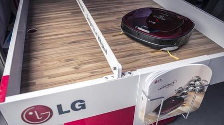 LG HOMBOT - Double 2 - JD Hestin-B