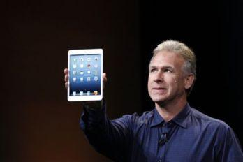 Apple lance officiellement l'Ipad Mini, entre autres...