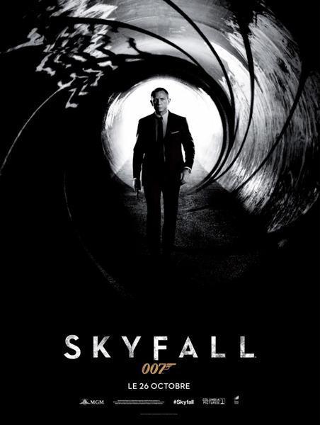 Skyfall Daniel Craig James Bond 007