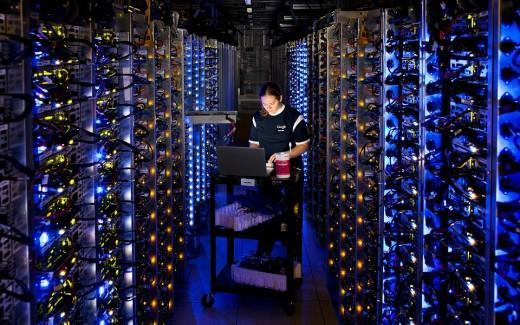 Connie Zhou – Google Data Center