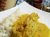 Curry poissons curry préféré J.Oliver