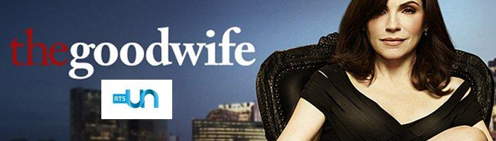« The Good Wife » saison 3 inédite sur RTS Un à partir du 14 novembre