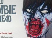 'Severed Zombie Head' OH-SHEET