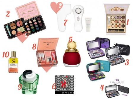 (Christmas) Beauty WishList
