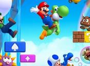 Super Mario Bros Artworks nouvel opus Nintendo