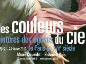 Exposition couleurs Ciel musée Carnavalet