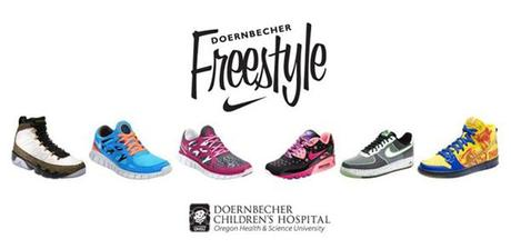 Nike x Doernbecher Freestyle Collection 2012