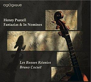 Henry Purcell Fantazia & In Nomine Les Basses Reunies Cocse