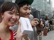 iPhone retards livraison prévoir