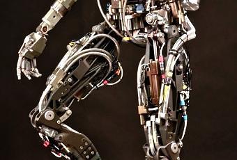 Petman: le robot humanoide de chez Boston Dynamics se rapproche de Terminator - Paperblog