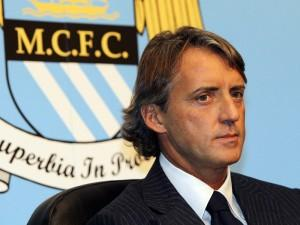 Man City : Confiance en Mancini