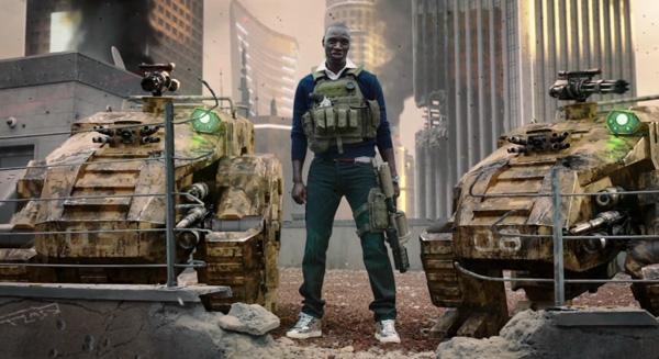 Guy Ritchie, Omar Sy et consorts pour Call of Duty