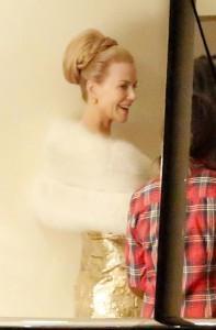 Grace of Monaco : nouvelles photos du tournage avec Nicole Kidman