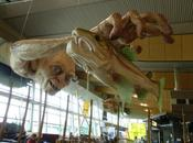 Gollum géant Nouvelle-Zélande