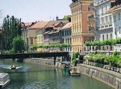 Découvrez Ljubljana, 'Nouvelle Prague'