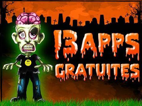 Halloween 13 apps qui tuent par magicsolver