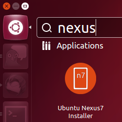 Installer Ubuntu sur sa Nexus 7, c'est possible