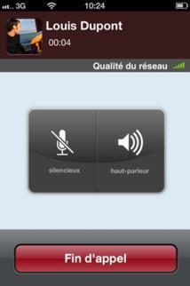 Yuilop: Des appels et SMS gratuits sur iPhone...