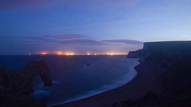 Dorset by Night