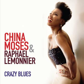 China Moses, son nouvel album