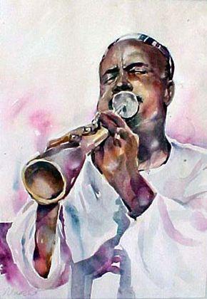Quelques aquarellistes du Soudan