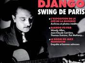 suis train lire: Django(nouvelle sous-partie/catégorie),swing Paris(expo même Cité Musique)