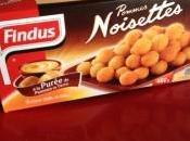 Pommes Noisettes Findus