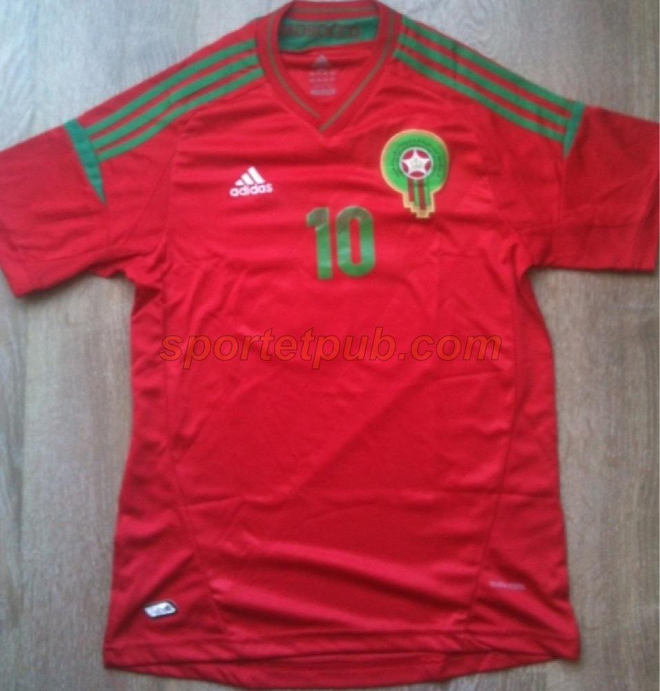 maillot du maroc puma