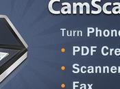 CamScanner Transformer Androphone scanner