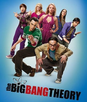 The big bang theory Kaley Cuoco Jim Parsons Johnny Galecki