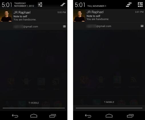 Android 4.2 - Jelly Bean ce beaugosse