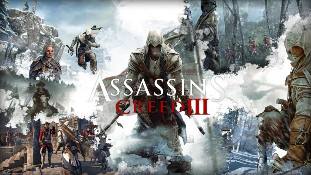 [Test] Assassin's Creed III