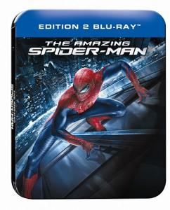 Sortie DVD du jour : The Amazing Spider-Man