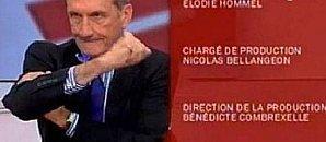 bras d'honneur Longuet scandalise l'Algérie