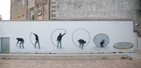 Le street-art qui engloutit son créateur