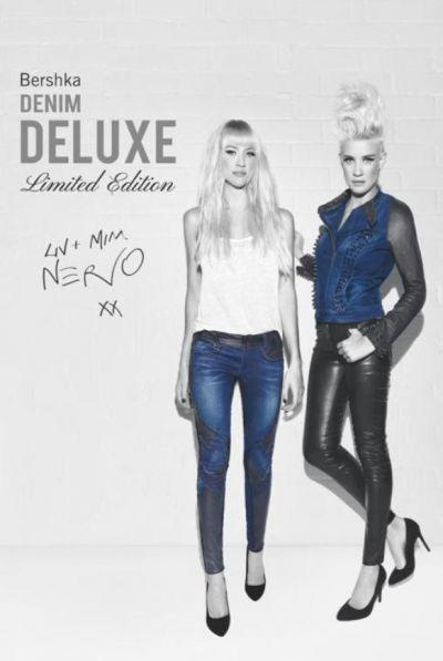 Mode :  Limited Edition Denim Collection de Bershka