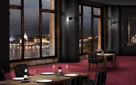 Krug installe un restaurant éphémère au 5e étage de la Samaritaine