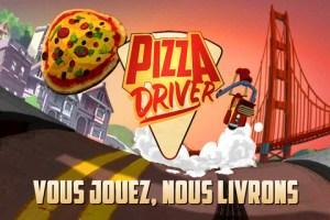Jouez au pizzaïolo et mangez à l'oeil