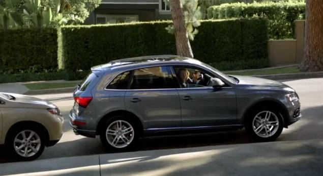 Audi Q5 : Be yourself