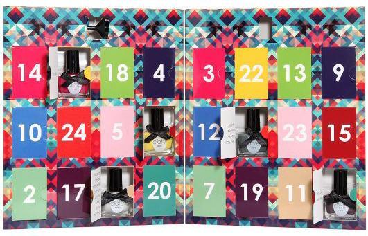 acheter son calendrier de l avent ciat en france c est. Black Bedroom Furniture Sets. Home Design Ideas