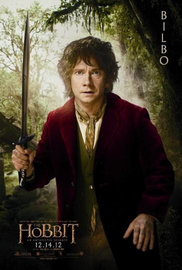 The Hobbit : Nouvelle fournée de posters