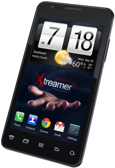 Le smartphone Xtreamer AiKi disponible à 199€