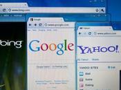 Google, Bing, Yahoo!, dernières nouveautés moteurs recherche