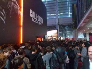 Projecteur sur… le Paris Games Week 2012